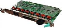 Плата 16-аналоговых внешних линий с Caller ID, Panasonic KX-TDA6382X