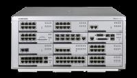 Базовый блок АТС Samsung OfficeServ 7400, шасси на 12-слотов [KPOS74MA/RUA]