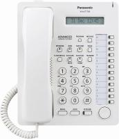 Системный телефон аналоговый Panasonic KX-AT7730RU