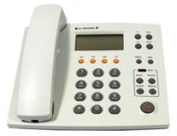 LKA-220С аналоговый телефон с ЖК-дисплеем