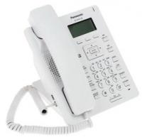 Телефон VoIP PANASONIC KX-HDV130RU белый