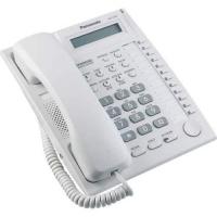 KX-T7730RU - аналоговый системный телефон Panasonic (4-проводный)
