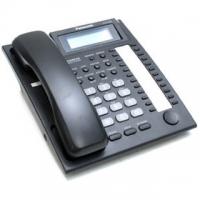 Системный аналоговый телефон Panasonic KX-T7735RU-B (четырехпроводный)